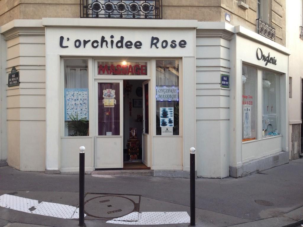L 39 orchid e rose massage paris 75013 informations g n rales avis contacts horaires - Salon massage chinois paris 13 ...